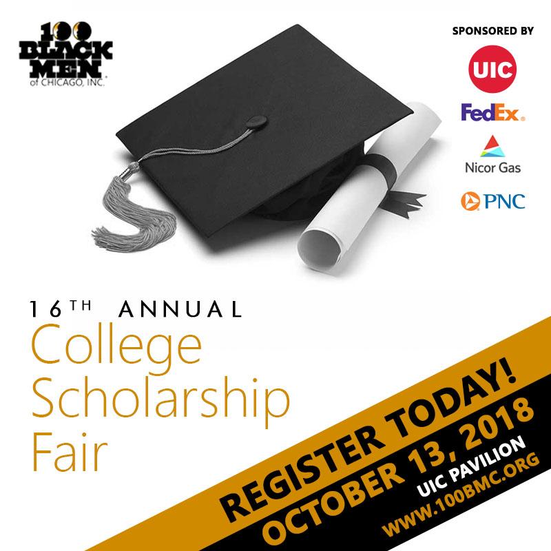 16th Annual College Scholarship Fair-